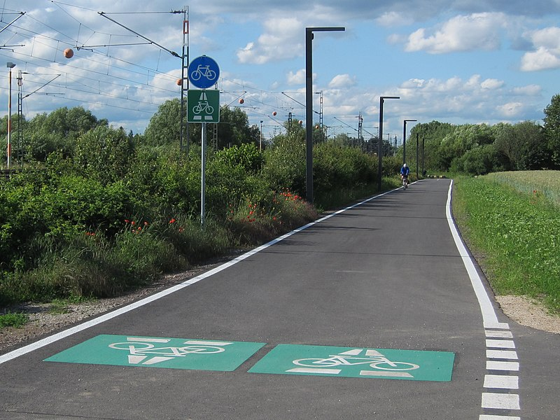 Radschnellweg Egelsbach
