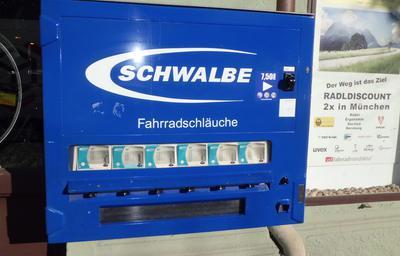 Schwalbe Schlauchautomat